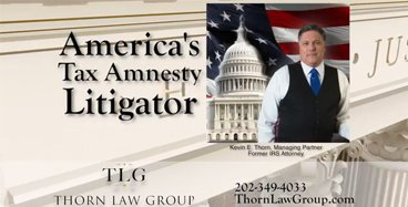 America's Tax Amnesty Litigator Video